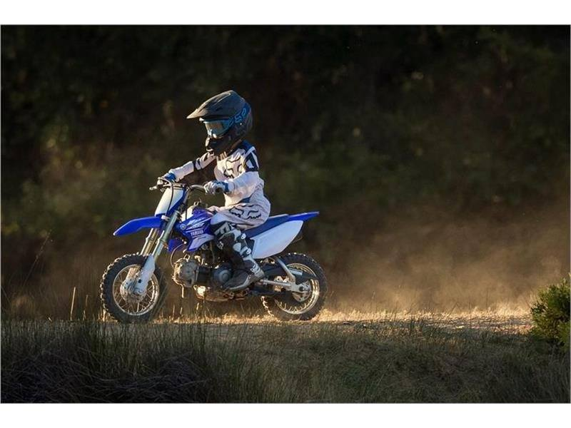 2017 Yamaha TT-R50E in Hendersonville, North Carolina