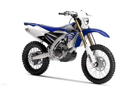 2017 Yamaha WR450F in Sumter, South Carolina