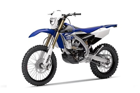 2017 Yamaha WR450F in Lowell, North Carolina