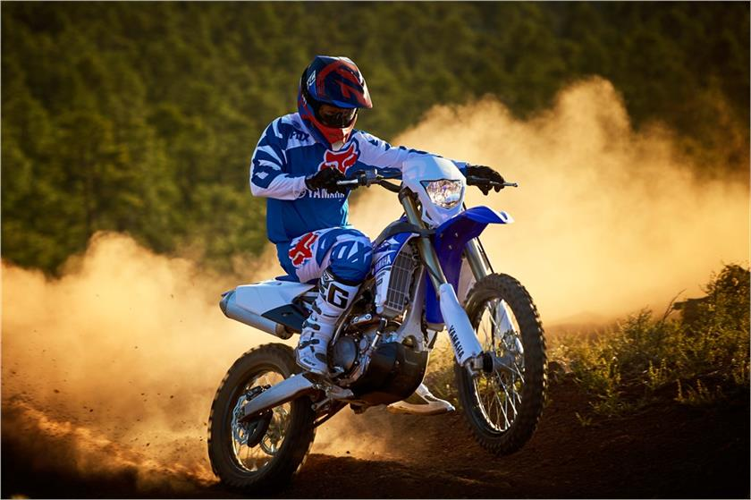 2017 Yamaha WR450F in Monroe, Washington
