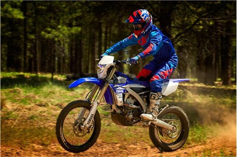 2017 Yamaha WR450F in Berkeley, California