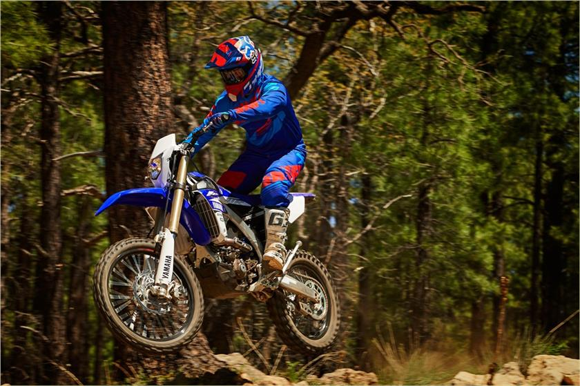 2017 Yamaha WR450F in Richardson, Texas