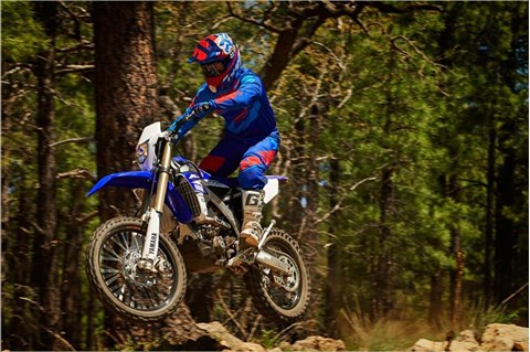 2017 Yamaha WR450F in Olympia, Washington