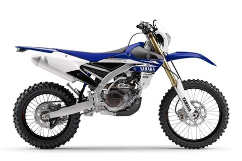 2017 Yamaha WR450F in Francis Creek, Wisconsin