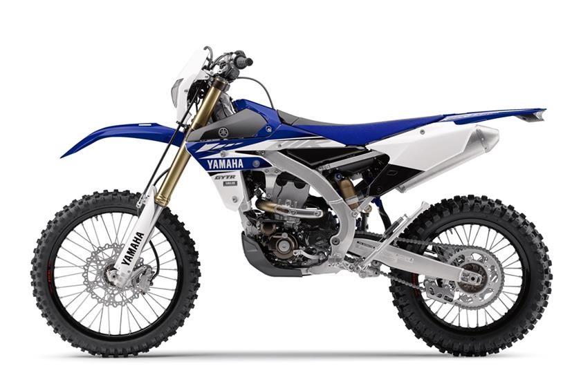 2017 Yamaha WR450F in Miami, Florida
