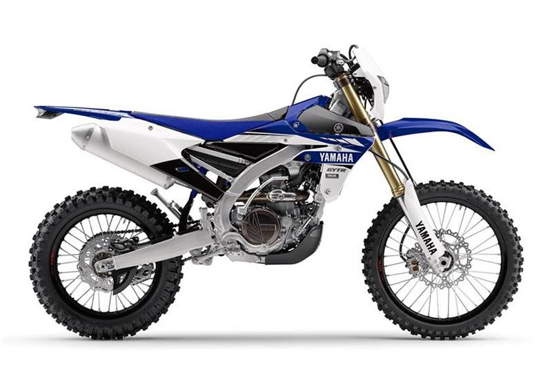 2017 Yamaha WR450F in Modesto, California - Photo 1