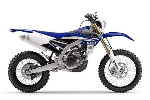2017 Yamaha WR450F in Moline, Illinois