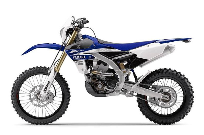 2017 Yamaha WR450F in Denver, Colorado