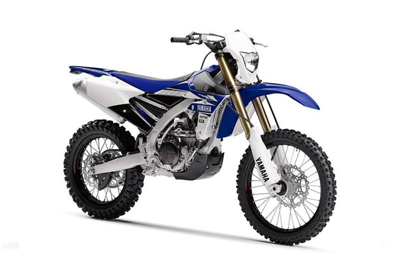 2017 Yamaha WR450F in Merced, California