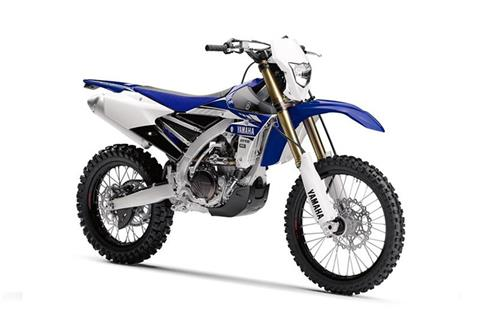 2017 Yamaha WR450F in Tyrone, Pennsylvania