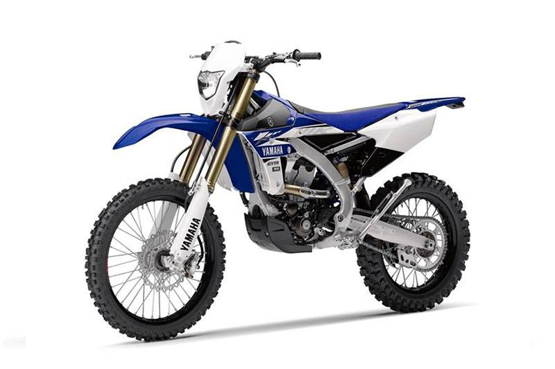 2017 Yamaha WR450F in Modesto, California - Photo 4