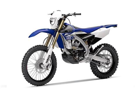 2017 Yamaha WR450F in Derry, New Hampshire