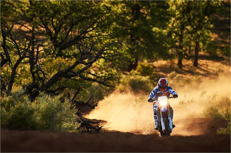 2017 Yamaha WR450F in Deptford, New Jersey