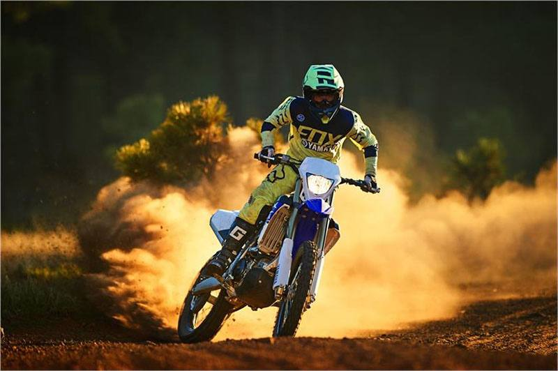 2017 Yamaha WR450F in Modesto, California - Photo 6