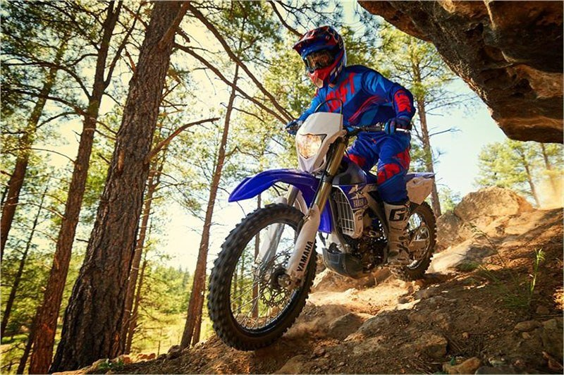 2017 Yamaha WR450F in Modesto, California - Photo 11