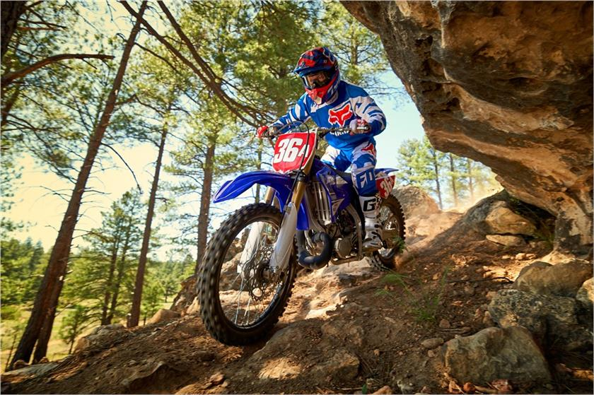 2017 Yamaha YZ250X in Mineola, New York