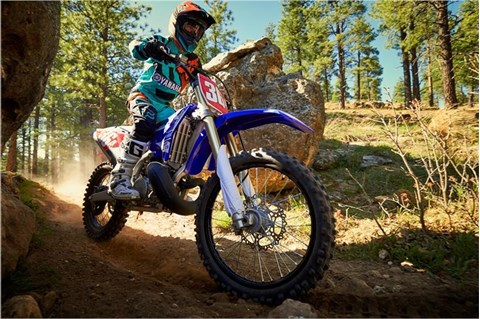 2017 Yamaha YZ250X in Saint George, Utah