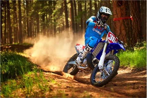 2017 Yamaha YZ250X in Manheim, Pennsylvania