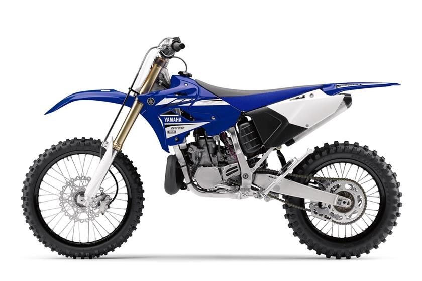 2017 Yamaha YZ250X in Athens, Ohio