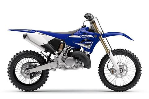 2017 Yamaha YZ250X in Dimondale, Michigan