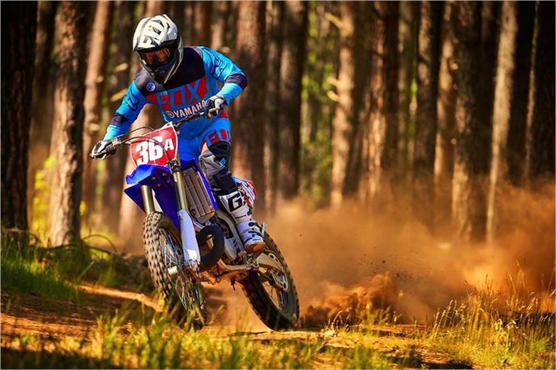 2017 Yamaha YZ250X in Francis Creek, Wisconsin - Photo 8