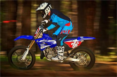2017 Yamaha YZ250X in Francis Creek, Wisconsin - Photo 16