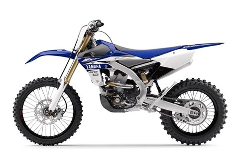 2017 Yamaha YZ450FX in Athens, Ohio