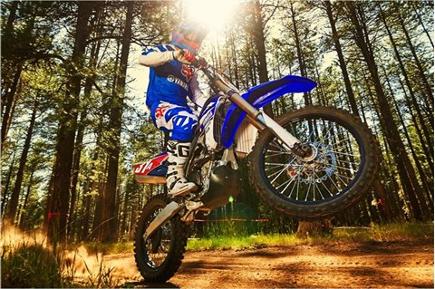 2017 Yamaha YZ450FX in Berkeley, California