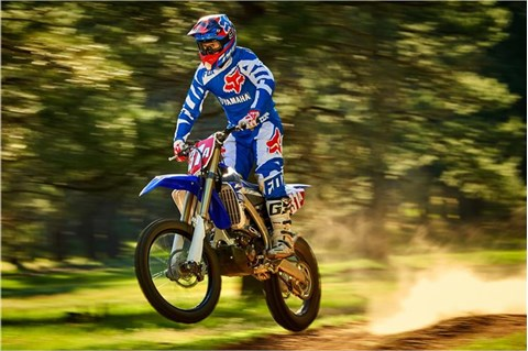 2017 Yamaha YZ450FX in Richardson, Texas