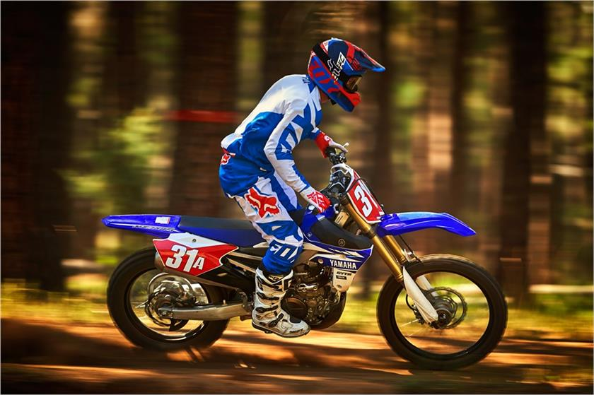 2017 Yamaha YZ450FX in Paw Paw, Michigan