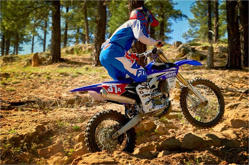 2017 Yamaha YZ450FX in Monroe, Washington