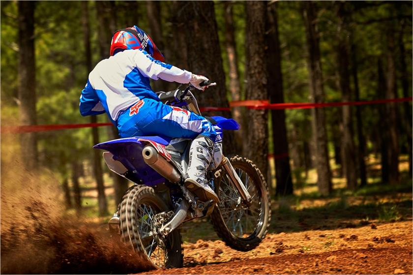 2017 Yamaha YZ450FX in Greenville, South Carolina