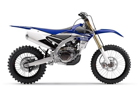 2017 Yamaha YZ450FX in Danbury, Connecticut