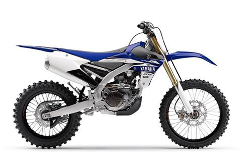 2017 Yamaha YZ450FX in Moline, Illinois