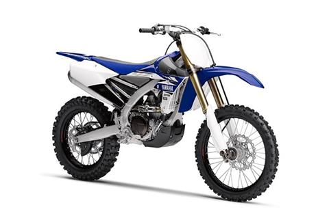 2017 Yamaha YZ450FX in Lowell, North Carolina