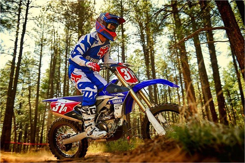 2017 Yamaha YZ450FX in Hicksville, New York