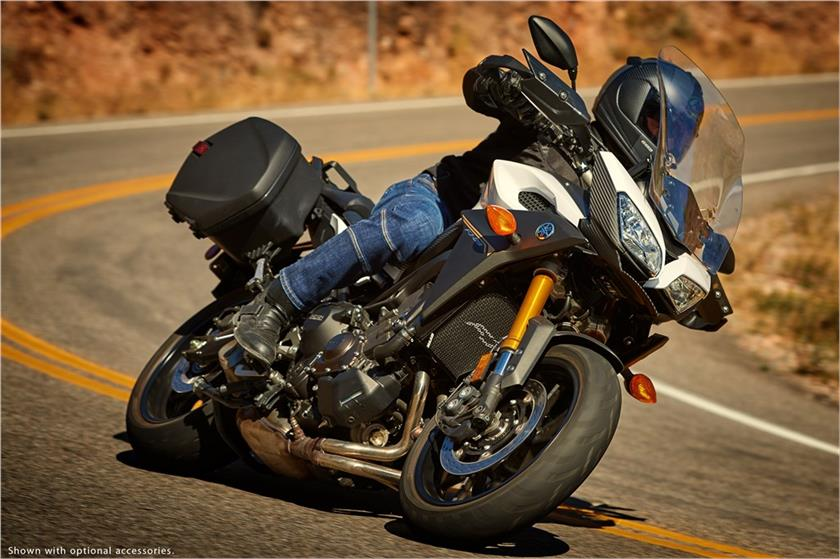 2017 Yamaha FJ-09 in Middletown, New Jersey
