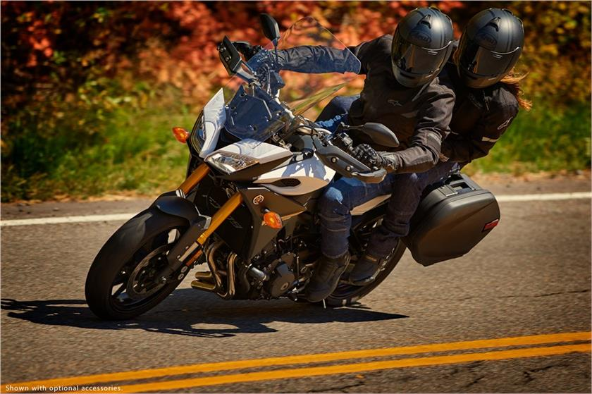 2017 Yamaha FJ-09 in Berkeley, California