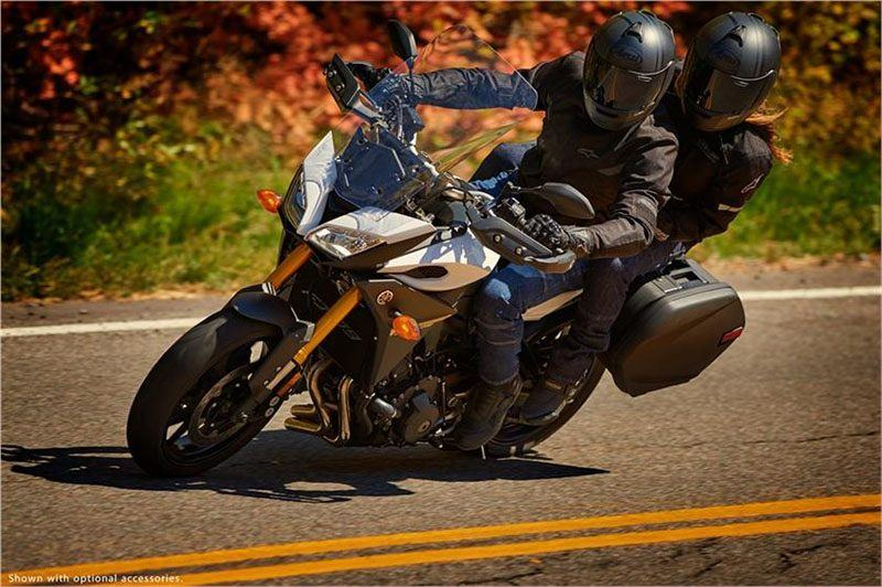 2017 Yamaha FJ-09 in Derry, New Hampshire