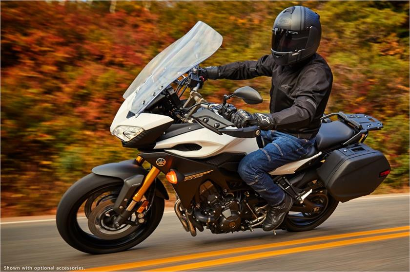 2017 Yamaha FJ-09 in Coloma, Michigan