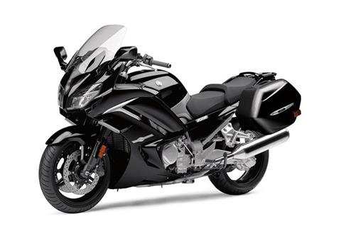 2017 Yamaha FJR1300ES in Merced, California