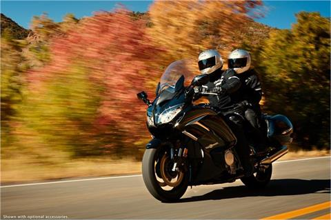 2017 Yamaha FJR1300ES in Louisville, Tennessee