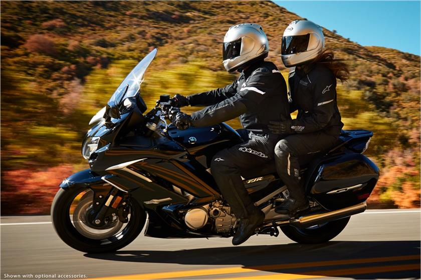 2017 Yamaha FJR1300ES in Denver, Colorado