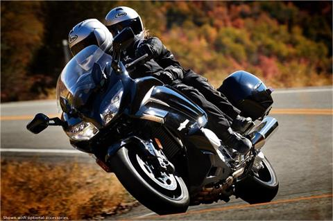 2017 Yamaha FJR1300ES in Derry, New Hampshire