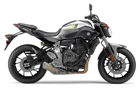 2017 Yamaha FZ-07 in Middletown, New Jersey