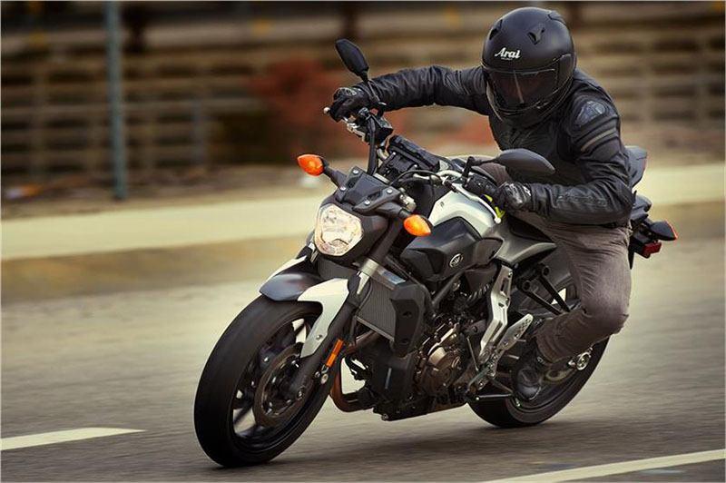 2017 Yamaha FZ-07 in Brooklyn, New York