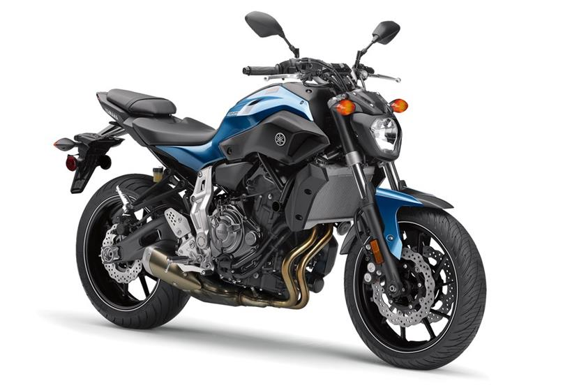 2017 Yamaha FZ-07 in State College, Pennsylvania