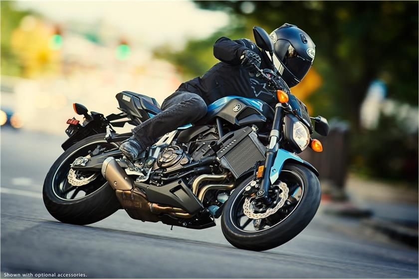 2017 Yamaha FZ-07 in Santa Clara, California