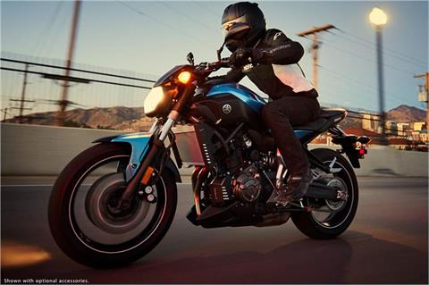 2017 Yamaha FZ-07 in Victorville, California