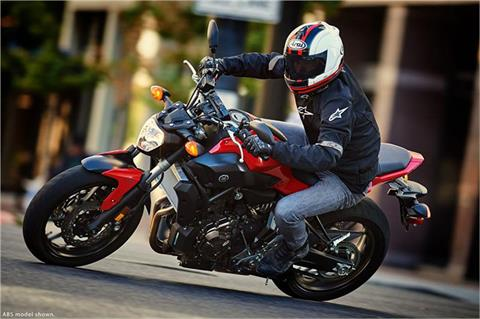 2017 Yamaha FZ-07 in Modesto, California - Photo 15